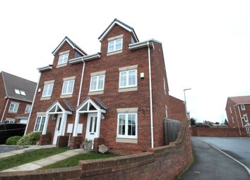 Thumbnail 3 bed semi-detached house for sale in Fellowsides Lane, Ossett