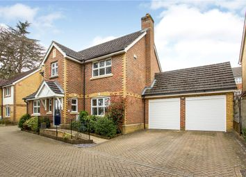 4 bed detached house for sale in Strathcona Gardens, Knaphill, Woking GU21