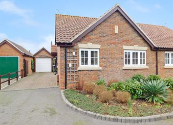 Thumbnail 2 bed semi-detached bungalow for sale in Wagoners Walk, Skegness
