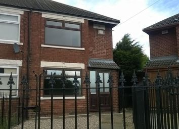 Thumbnail 2 bed semi-detached house for sale in Danube Road, Hull