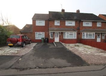 Thumbnail 4 bed semi-detached house for sale in Abingdon Way, Bloxwich, Walsall