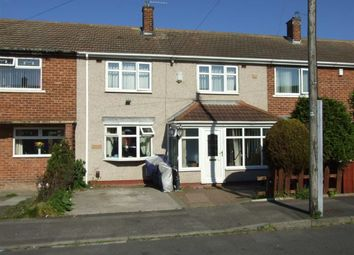Thumbnail 3 bed terraced house to rent in Delaval Road, Billingham