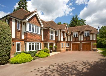 Thumbnail 5 bedroom detached house to rent in Priory Road, Sunningdale, Berkshire