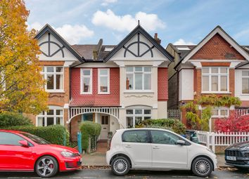 Thumbnail 4 bed semi-detached house for sale in Rusthall Avenue, London