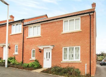 Thumbnail 3 bed end terrace house to rent in Dukes Way, Axminster, Devon