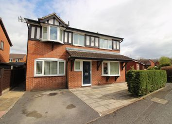 Thumbnail 4 bed detached house for sale in Riverside Road, Radcliffe