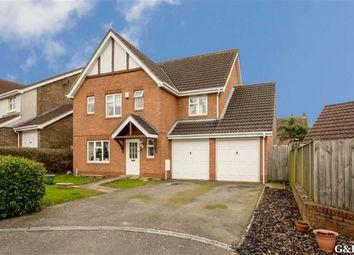 Thumbnail 6 bed detached house for sale in Frank Edinger Close, Kennington, Kent