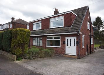 Thumbnail 2 bed semi-detached house for sale in Westfield Drive, Woodley