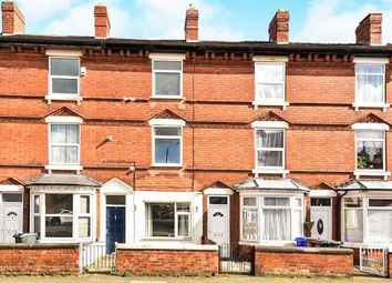Thumbnail 3 bed terraced house to rent in Lord Haddon Road, Derby