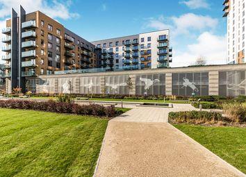 1 bed flat for sale in Peninsula Quay, Pegasus Way, Gillingham, Kent ME7