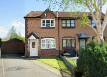 Thumbnail 2 bed end terrace house for sale in Tal Y Coed, Hendy, Pontarddulais, Swansea, Carmarthenshire