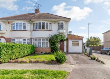 Thumbnail 3 bed semi-detached house for sale in Dawlish Drive, Pinner, Middlesex