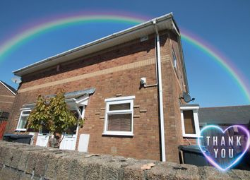 3 bed semi-detached house for sale in Queens Square, Tredegar, Blaenau Gwent NP22