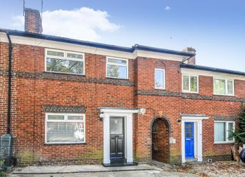 Thumbnail 3 bed terraced house for sale in Morrell Avenue, East Oxford