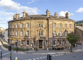 Thumbnail 1 bed flat to rent in The Crescent Apartments, Crescent Court, Ilkley, West Yorkshire
