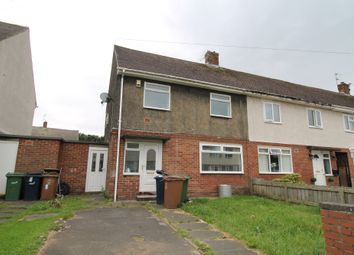 Thumbnail 3 bed semi-detached house to rent in Swindon Square, Springwell, Sunderland