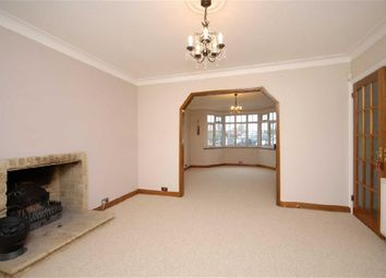 Thumbnail 4 bed detached house to rent in The Vale, London