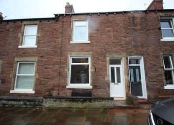 Thumbnail Terraced house for sale in Clementina Terrace, Carlisle, Cumbria