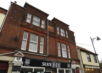 Thumbnail 1 bedroom flat to rent in Cross Keys, St. Peters Street, Lowestoft