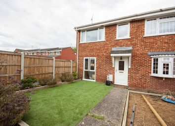 Thumbnail 3 bed end terrace house for sale in Primula Way, Springfield, Chelmsford