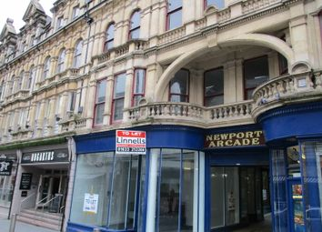 Thumbnail Retail premises to let in Newport Arcade, Newport