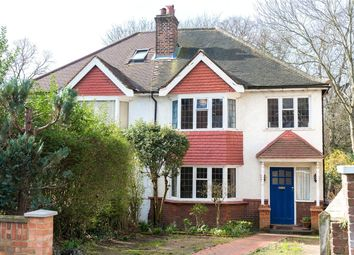 Thumbnail 3 bed semi-detached house for sale in Heathfield Road, London