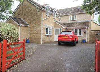 Thumbnail 5 bed detached house for sale in Kenn Street, Kenn