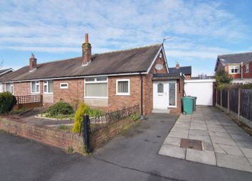 Thumbnail 2 bed semi-detached bungalow for sale in Eastway, Freckleton