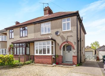 Thumbnail 3 bed semi-detached house for sale in Watsons Road, Longwell Green, Bristol