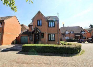 3 bed link-detached house for sale in Hunsdon Close, Stantonbury Fields, Milton Keynes MK14