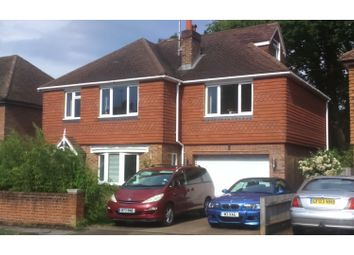 Thumbnail 5 bed detached house for sale in Lambarde Road, Sevenoaks