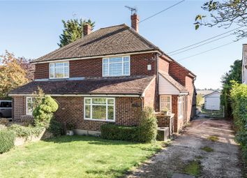 Thumbnail 3 bed semi-detached house for sale in Park House Cottage, Bower Lane, Eynsford