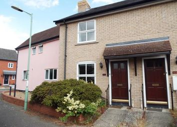 Thumbnail 2 bedroom terraced house for sale in Bury St Edmunds, Suffolk