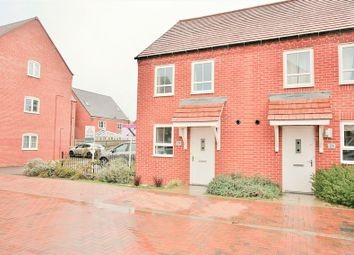 Thumbnail 2 bed semi-detached house for sale in 19, Robins Way, Bodicote, Banbury