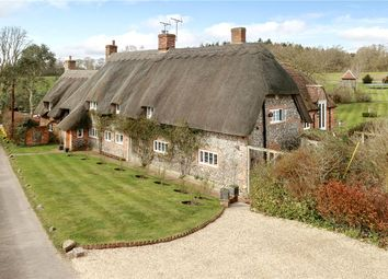 West Soley, Chilton Foliat, Hungerford RG17. 3 bed semi-detached house for sale