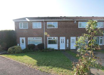 Thumbnail 2 bedroom terraced house to rent in Burnham Avenue, Lemington, Newcastle Upon Tyne