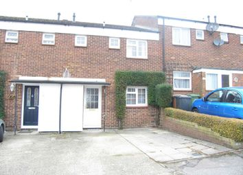 Thumbnail 3 bed terraced house for sale in Meadow Road, Bushey