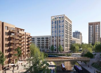 Thumbnail 2 bed flat for sale in The Lock, Greenford Quay, Greenford