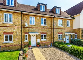 Thumbnail 4 bed town house for sale in Rybrook Drive, Walton-On-Thames, Surrey
