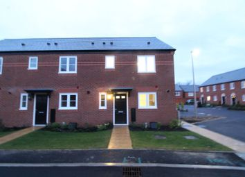 Thumbnail 3 bed terraced house to rent in Harecastle Way, Sandbach