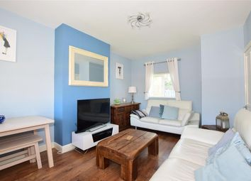 Thumbnail 3 bed terraced house for sale in Breton Road, Rochester, Kent