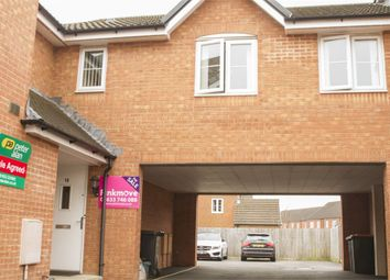 Thumbnail 1 bed terraced house for sale in Seabreeze Drive, Newport
