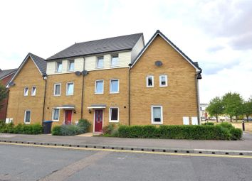 Thumbnail 3 bed terraced house for sale in Bowhill Way, Harlow