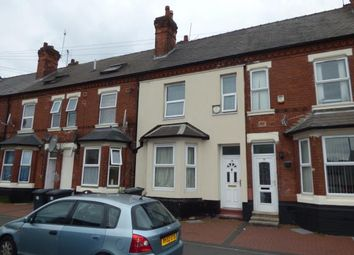 Thumbnail 4 bedroom terraced house for sale in Leacroft Road, Derby, Derbyshire