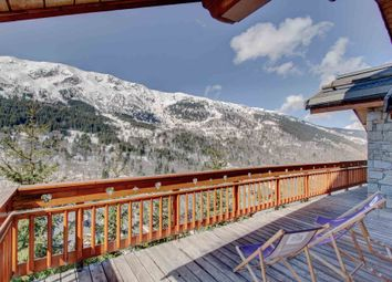 Thumbnail 5 bed chalet for sale in Meribel Les Allues, Savoie, Rhône-Alpes, France
