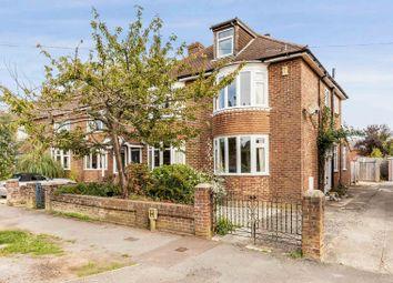 3 bed semi-detached house for sale in M'tongue Avenue, Bosham, Chichester PO18