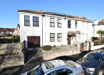Thumbnail 4 bed semi-detached house for sale in Station Road, Shirehampton, Bristol
