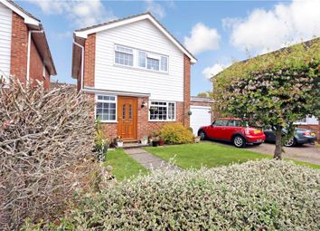 Thumbnail 4 bed detached house for sale in Wills Way, Romsey, Hampshire