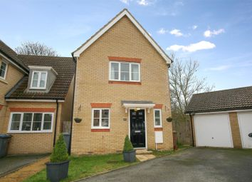 Thumbnail 3 bedroom detached house for sale in Sapling Close, Rendlesham, Woodbridge