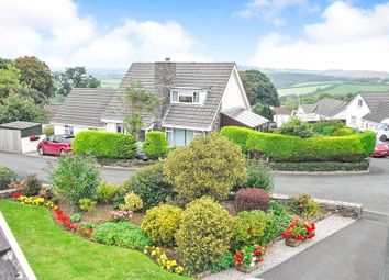 Thumbnail 4 bed detached house for sale in The Glebe, Week St. Mary, Holsworthy